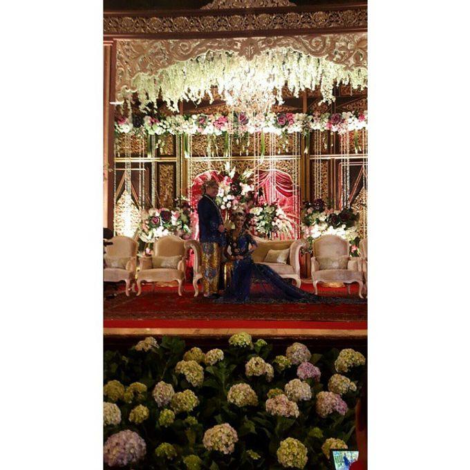Javannese Wedding Bayu & Pipie by Watie Iskandar Wedding Decoration & Organizer - 005