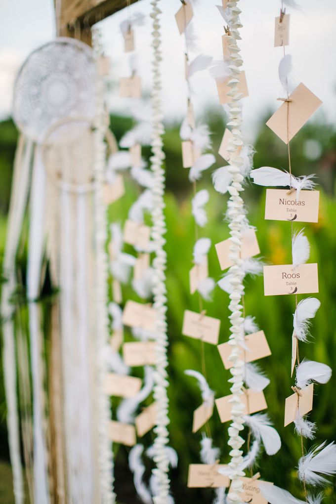 Catch Your Dreams Boho Wedding by Hari Indah Wedding Planning & Design - 028