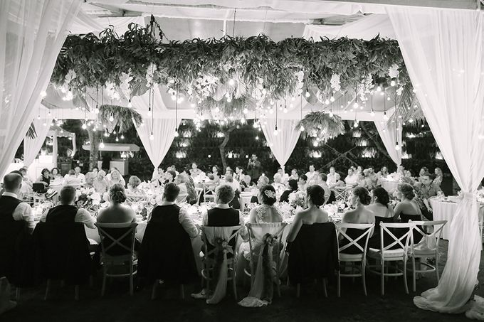 Organic Elegance in Seventh Heaven by Hari Indah Wedding Planning & Design - 033