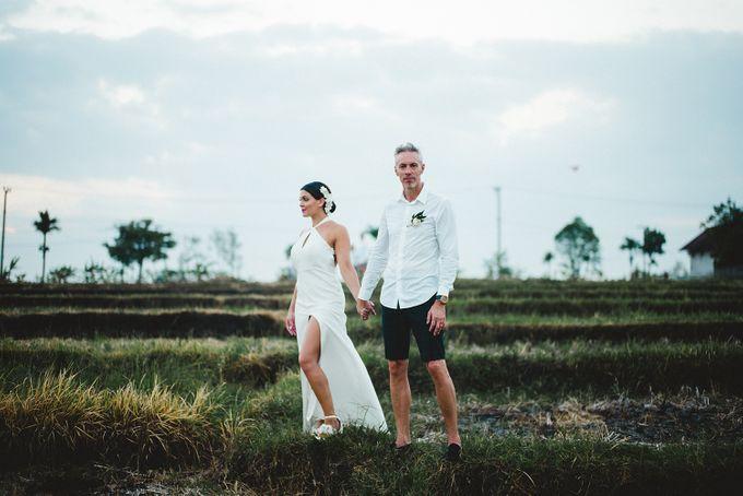 Jeanne & James Bali Wedding by SÁL PHOTO - 041
