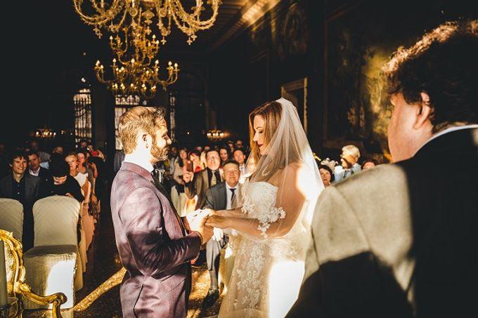 Luxury wedding in Venice by CB Photographer Venice - 023