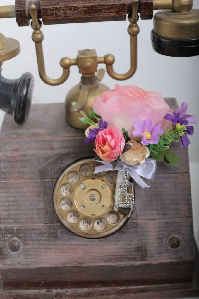 Fleur de la fleur by LUX floral design - 008