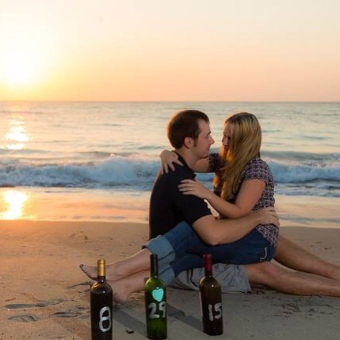 Engagement Photography in Florida by Couture Bridal Photography - 047