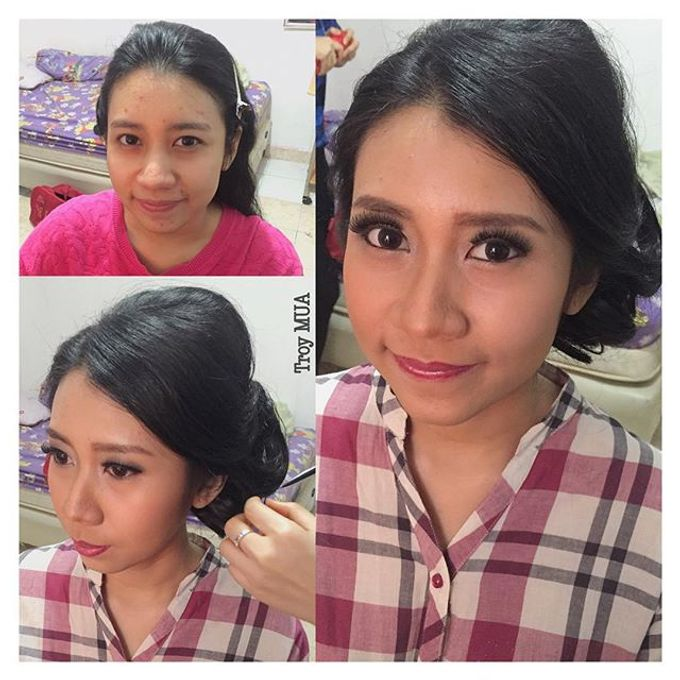 Special Occassion Makeup 1 by Troy Makeup Artist - 005