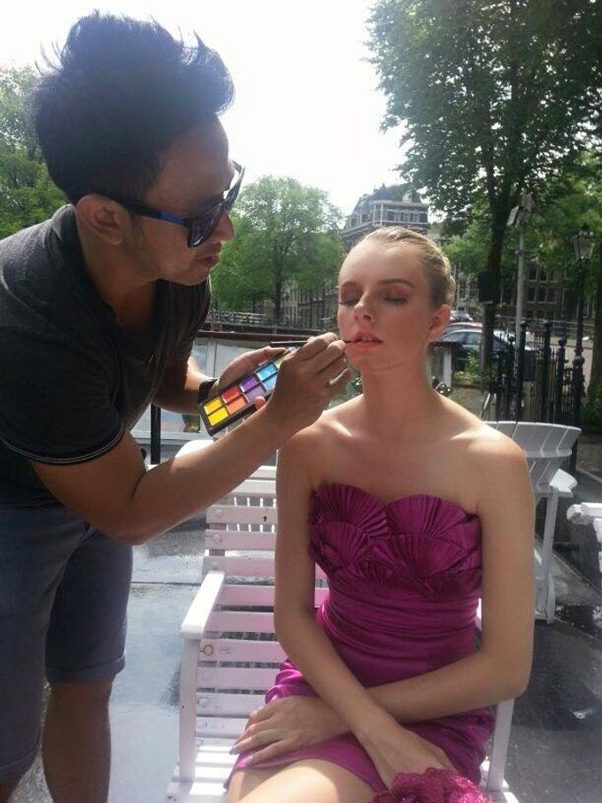 BEHIND THE SCENE 2 by Dendy Oktariady Make Up Artist - 044