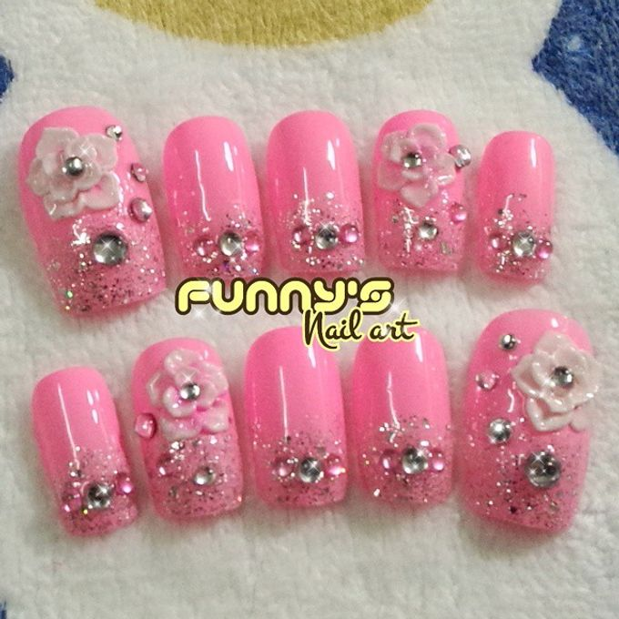 Thanks May 2015 by Funny's Nail art - 028