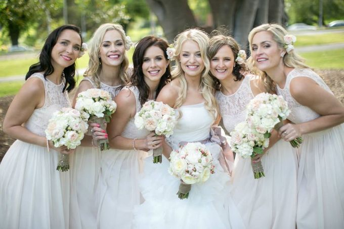 Beautiful Brides by Jessica Woods Makeup - 006