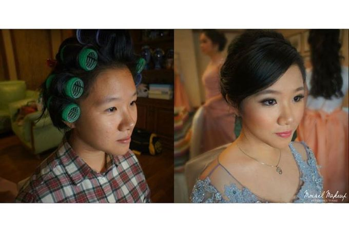 Before - After Makeup by Moisel Makeup - 010