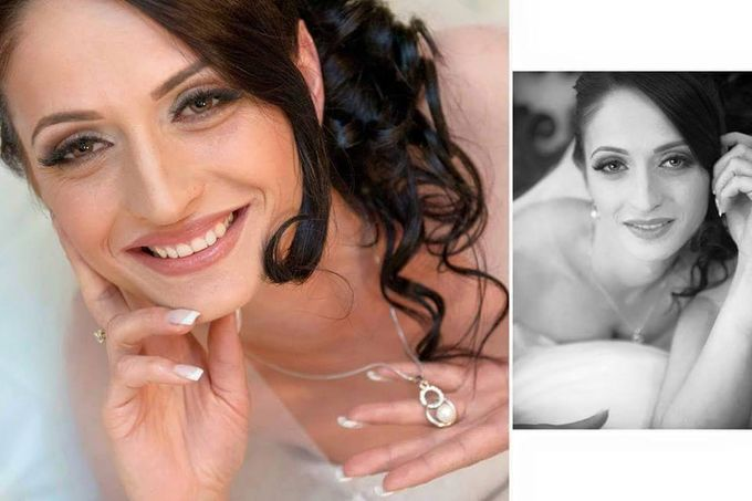 Bridal Makeup & Hair by Adelina Popa - 003