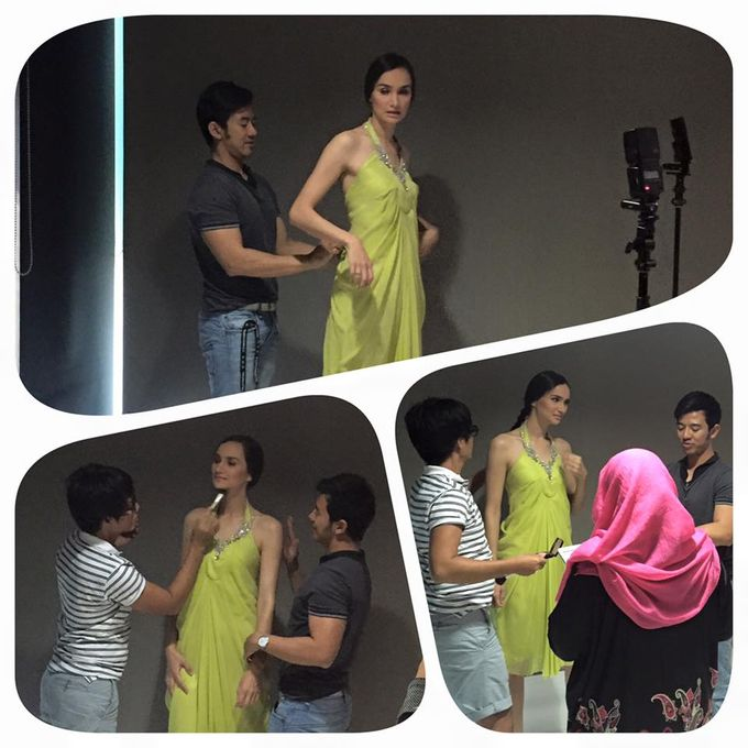 BEHIND THE SCENE 2 by Dendy Oktariady Make Up Artist - 045