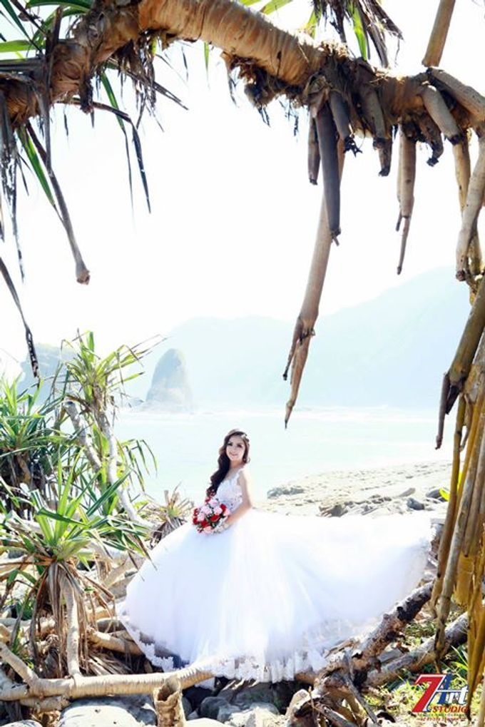 Nik Bridal by 7 Arts Studio Bali - 008