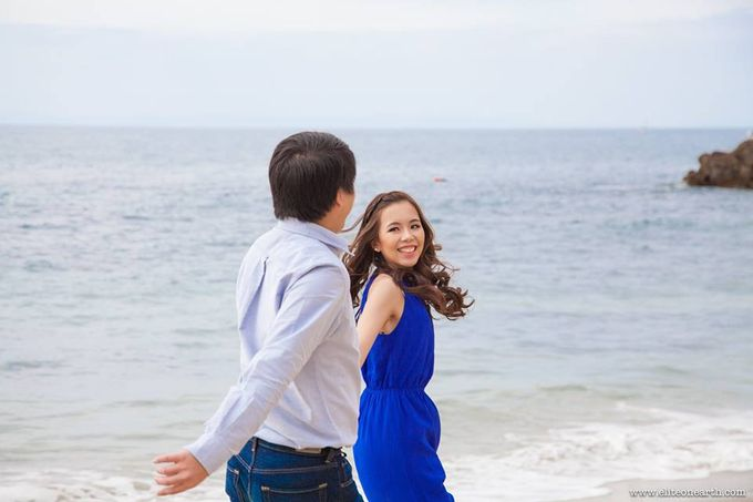 Little Corona Beach Engagement by EliteOnEarth Photography - 005