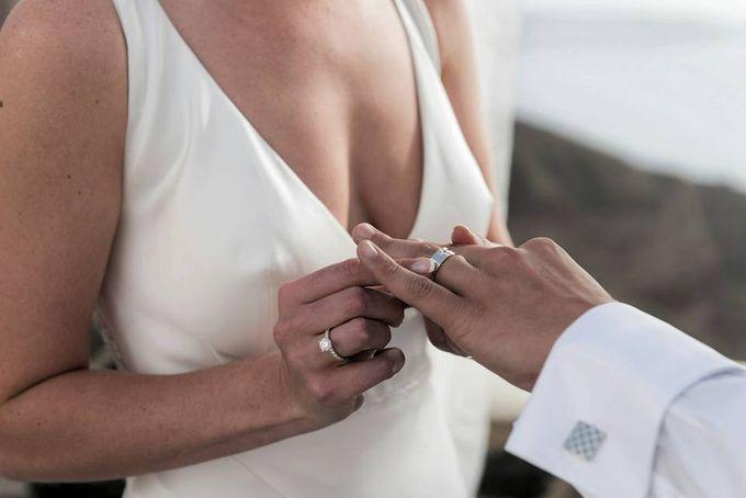 Cloudy wedding in Caldera by Santo weddings by mk - 004