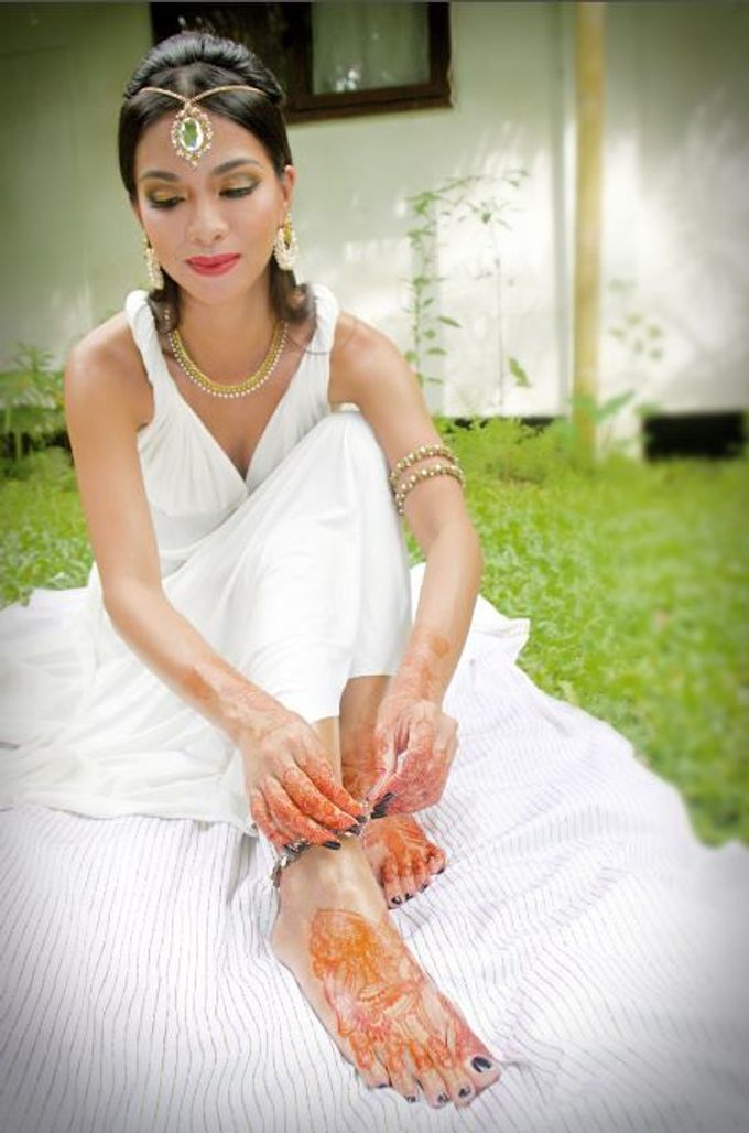 Bridal Henna by Henna Tattoos and More - 003