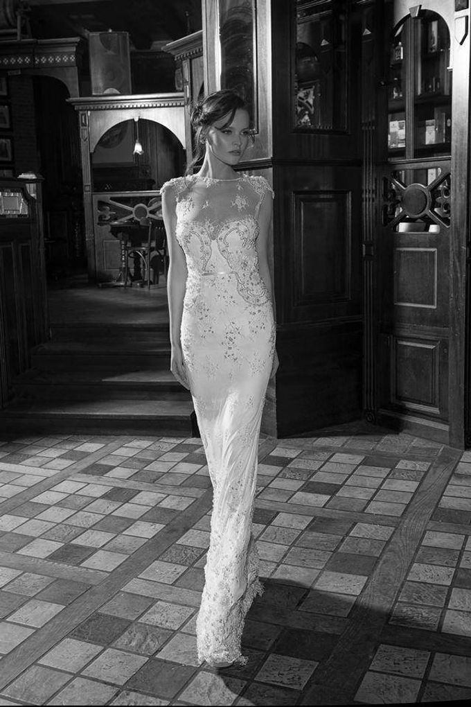 The quintessential Bridal Gown by Vered Vaknin - 023