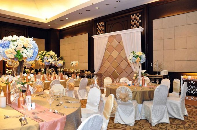 May 31st Wedding at InterContinental Jakarta MidPlaza by AYANA Midplaza JAKARTA - 005