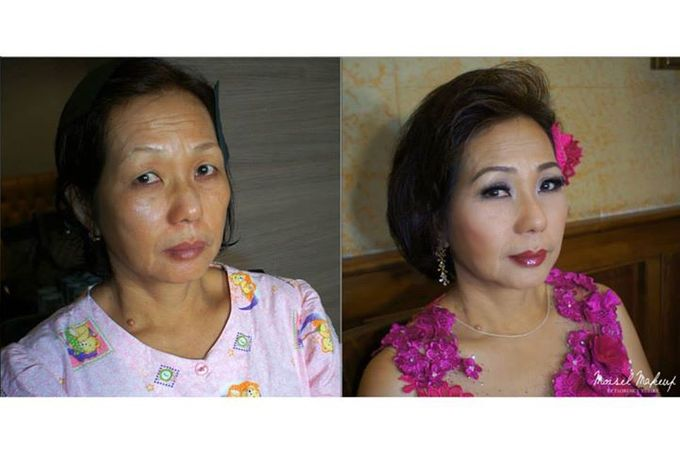 Before - After Makeup by Moisel Makeup - 023