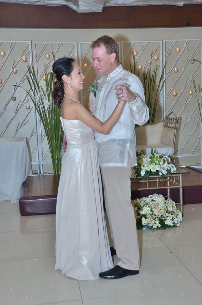 Kenneth and Scott Wedding by Colorplay Hair and Makeup by Malou Hibaler - 001