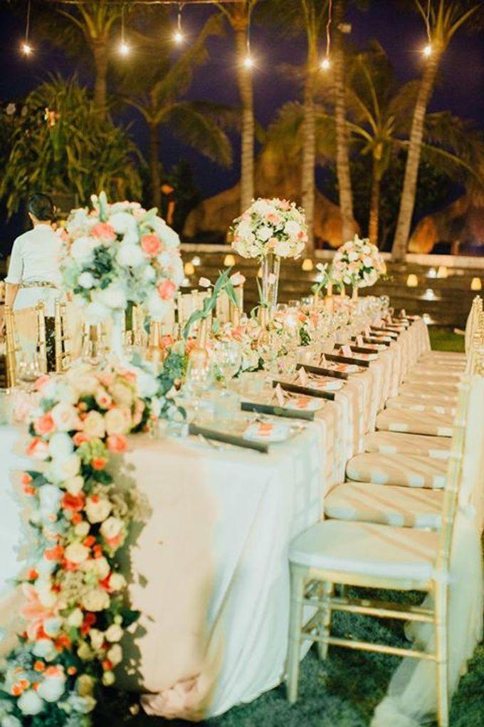 Elegant Flowery Wedding by Jonquilla Decor - 021
