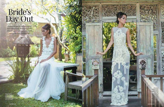 Wedding by Dendy Oktariady Make Up Artist by Ali Charisma - 003