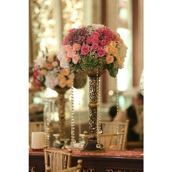 Javannese Wedding Bayu & Pipie by Watie Iskandar Wedding Decoration & Organizer - 004