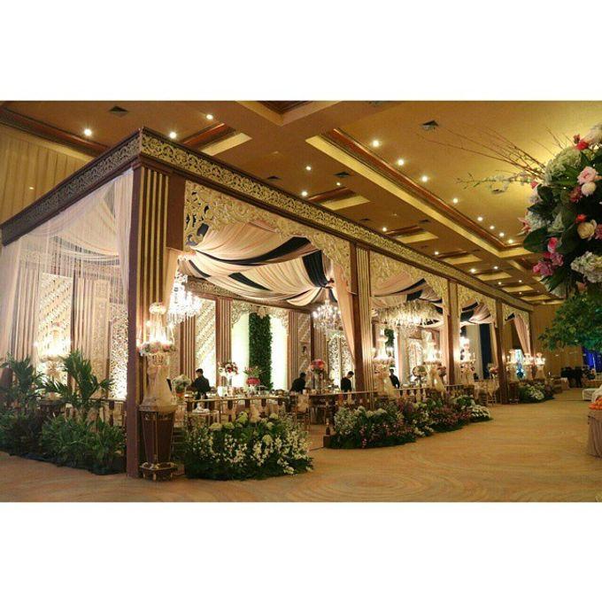 Javannese Wedding Bayu & Pipie by Watie Iskandar Wedding Decoration & Organizer - 008