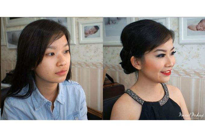 Before - After Makeup by Moisel Makeup - 030