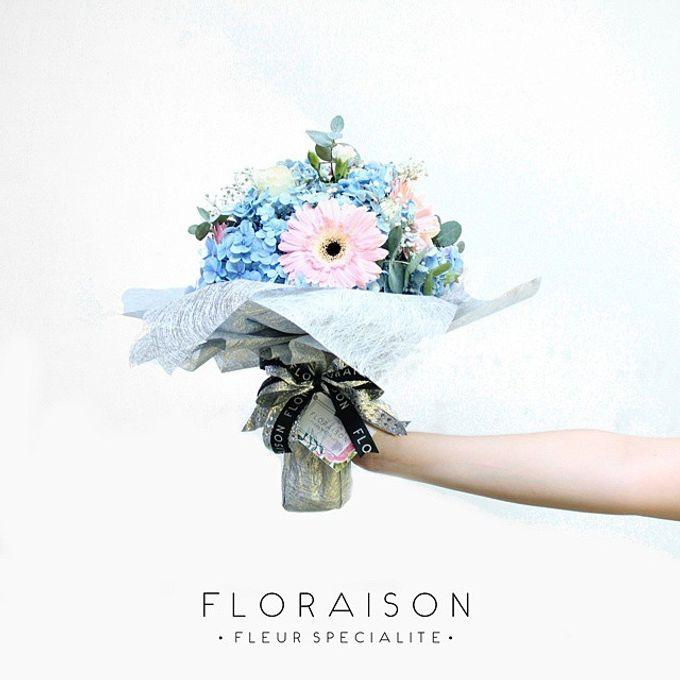 Hand Bouquet by Floraison - 001