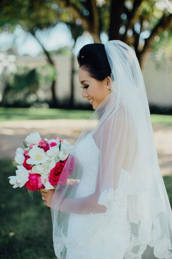 Elegant Flowery Wedding by Jonquilla Decor - 001