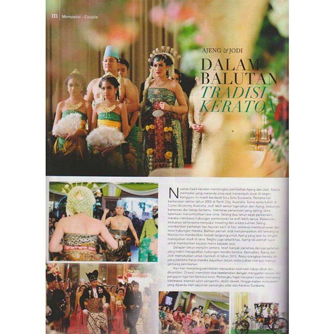 Tema Palembang by Watie Iskandar Wedding Decoration & Organizer - 003