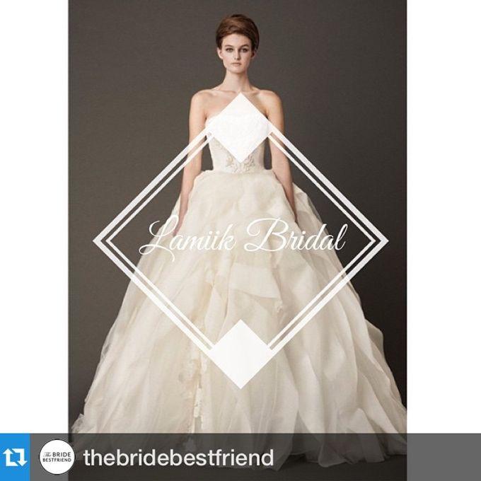 White Elegance Fashion Show by LAMIIK BRIDAL by LAMIIK BRIDAL - 015