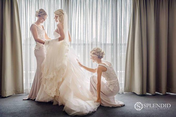 Elisabeth by Daniel Learmont Couture - 001