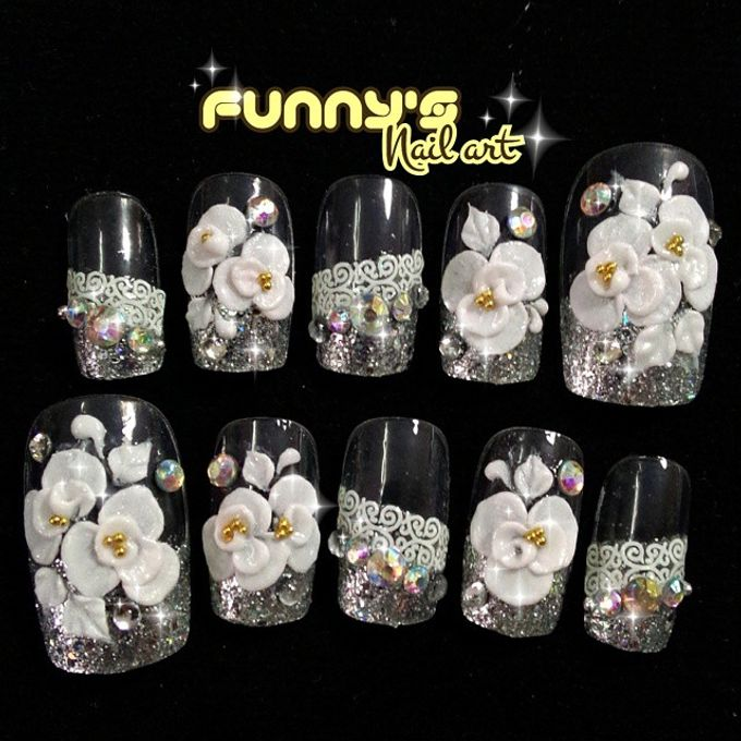 Thanks May 2015 by Funny's Nail art - 015