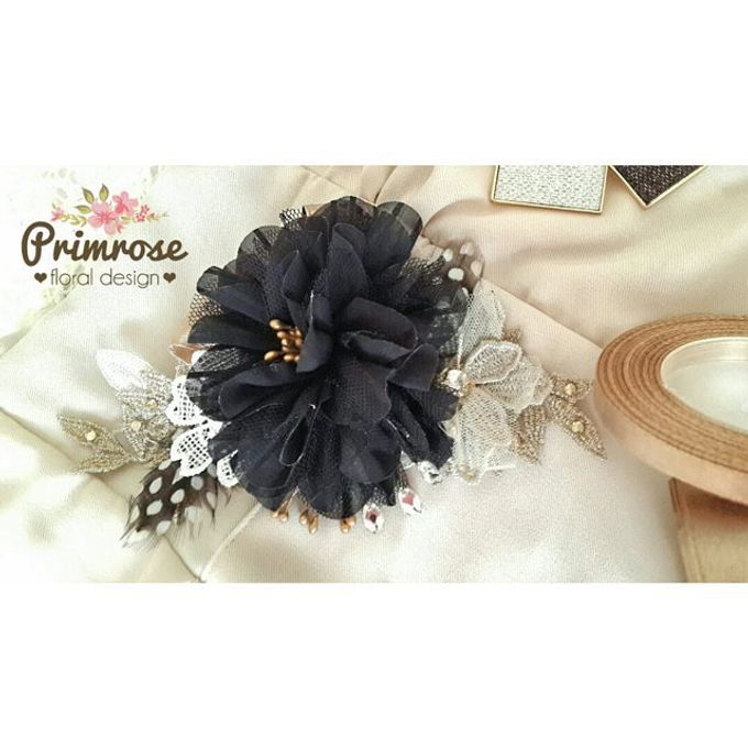 Wedding Accessories by Primrose Floral Design - 012