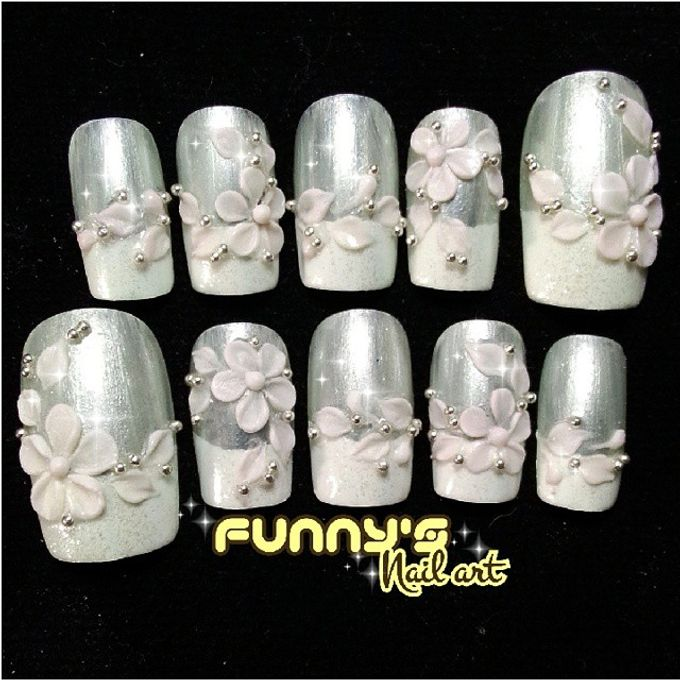 Thanks May 2015 by Funny's Nail art - 011