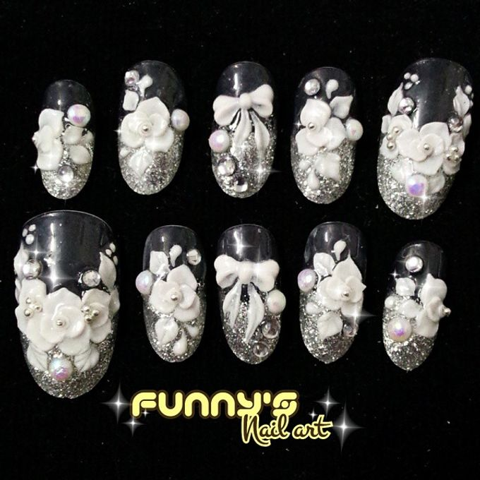 Thanks May 2015 by Funny's Nail art - 019