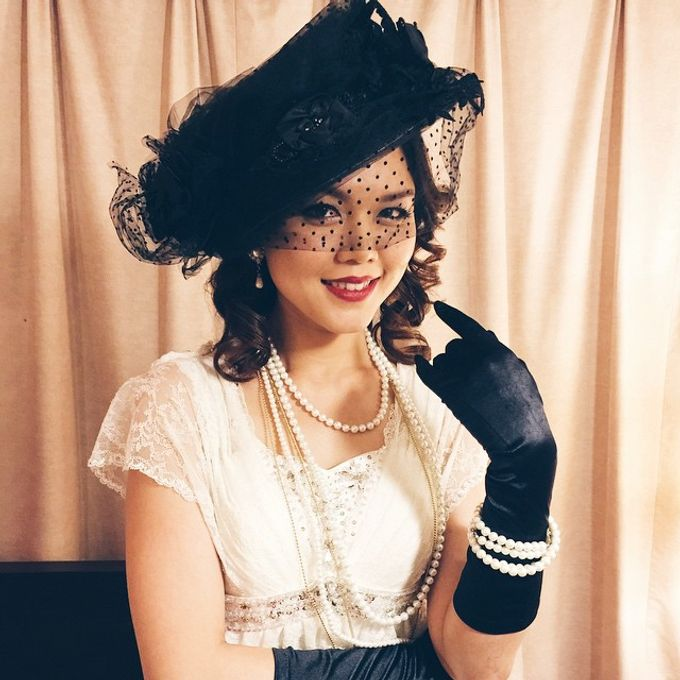 Occasion makeover by Jocelyn Tan Make Up - 010