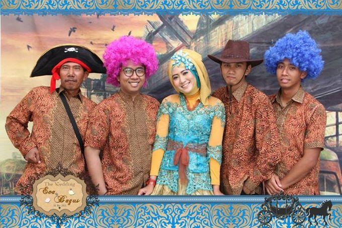 Eva&Bagus Wedding Photobooth dinasty by Dinasty Photobooth - 006