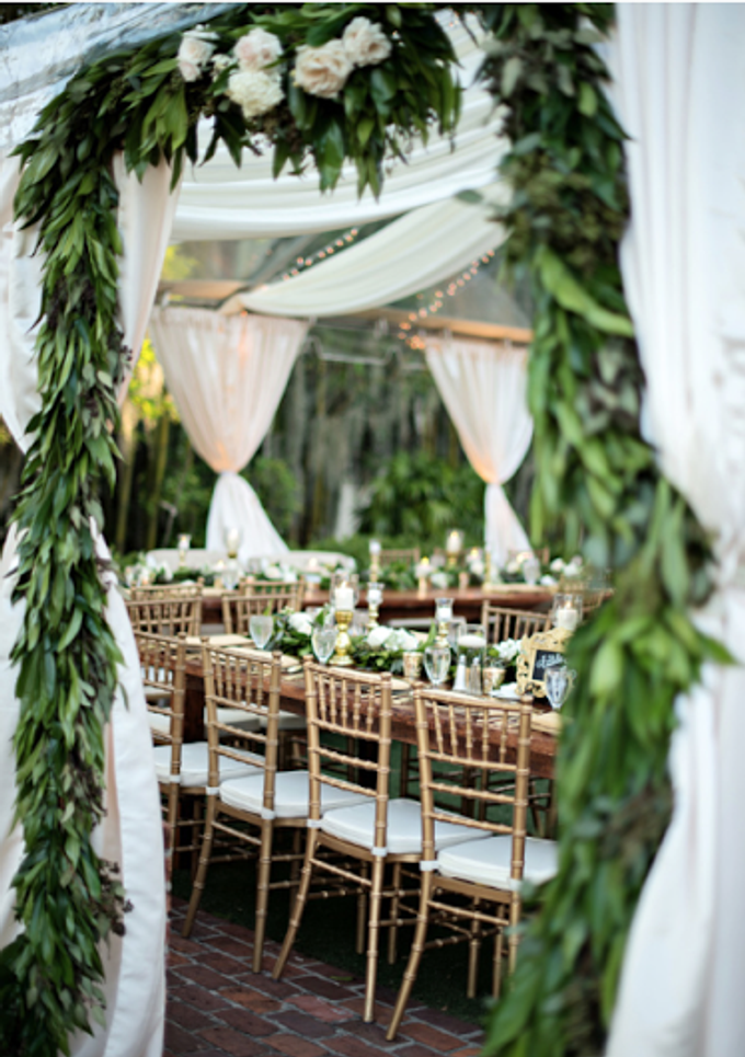 Wedding Decoration by Bali Event Styling - 005