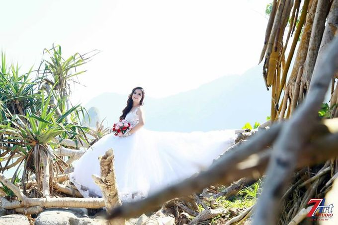 Nik Bridal by 7 Arts Studio Bali - 009
