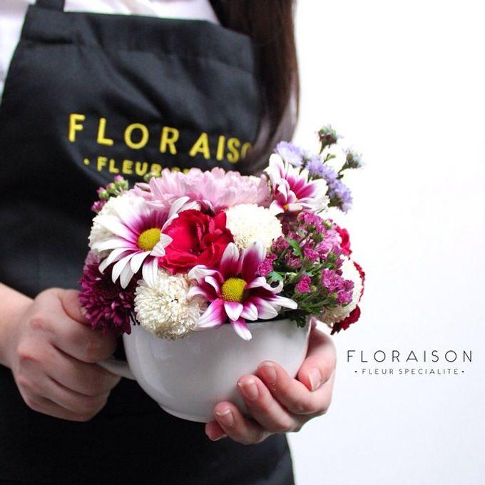 Hand Bouquet by Floraison - 004