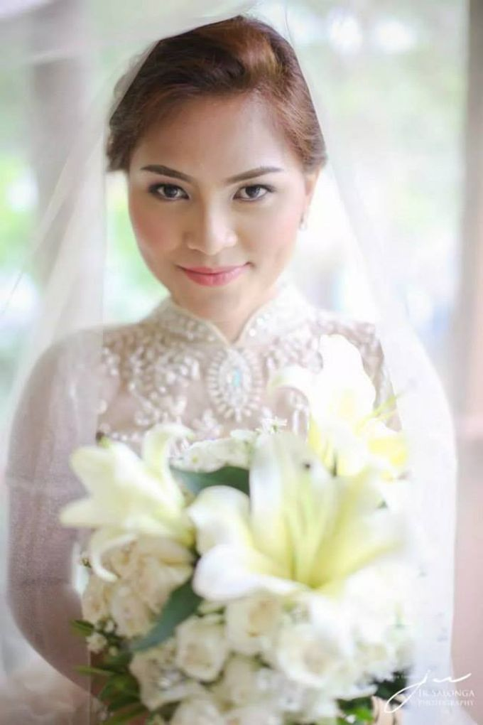 Brides by make up by XY - 001