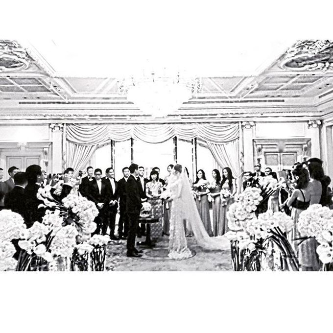 An overview of our weddings and events. by Luxe Paris Events - 039