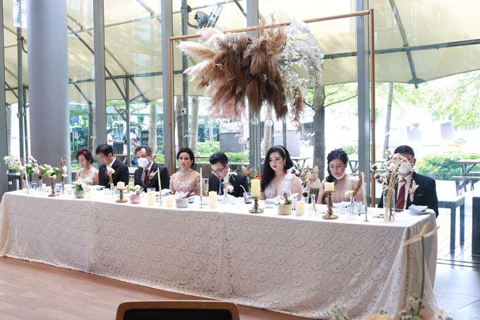 MC Wedding Intimate Double Tree Jakarta by Anthony Stevven by Anthony Stevven - 043
