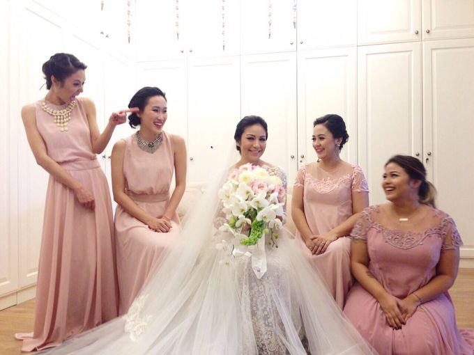 Bridal Series by D'Alexandra Flowers - 002