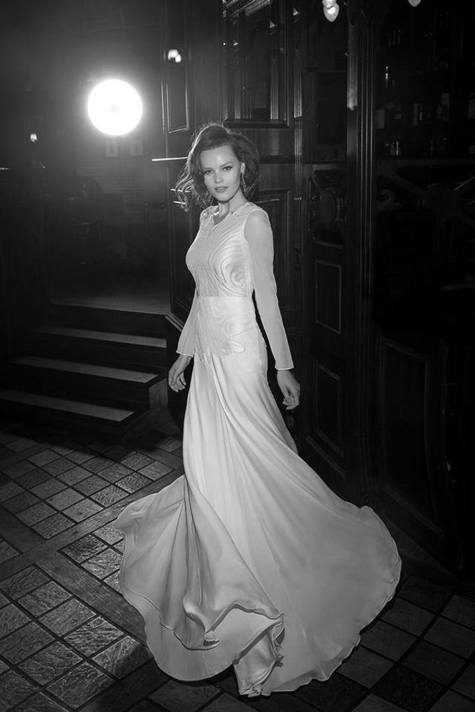 The quintessential Bridal Gown by Vered Vaknin - 027