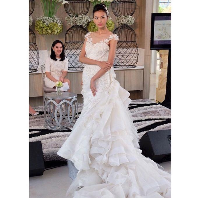 White Elegance Fashion Show by LAMIIK BRIDAL by LAMIIK BRIDAL - 005