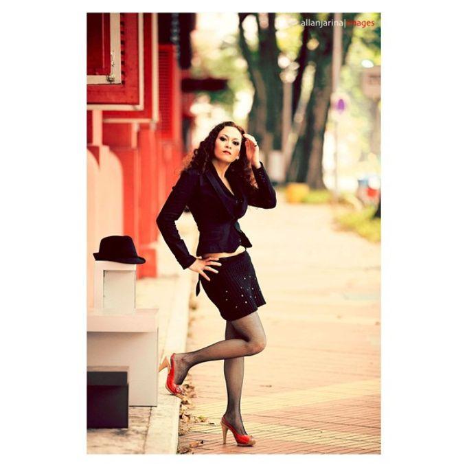 Fashion Makeup by Sketch Velvet - 005