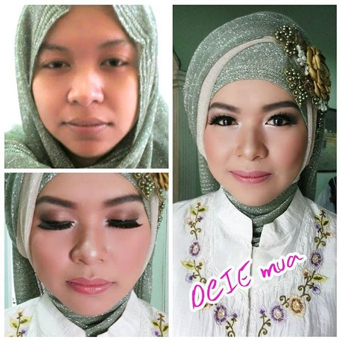 Make up and Hijab Stylist by OCIE Mua - 023