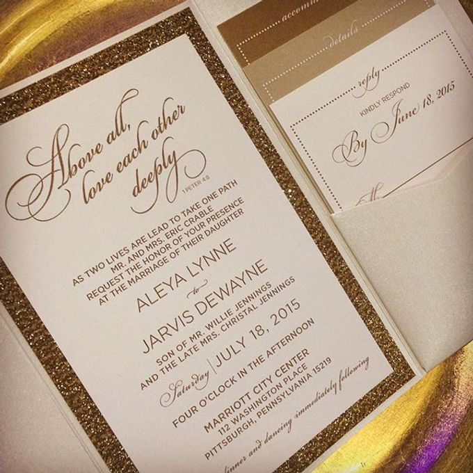 Wedding stationery portfolio  by Hello Beautiful Designs - 037